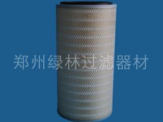 木浆纸滤材滤筒