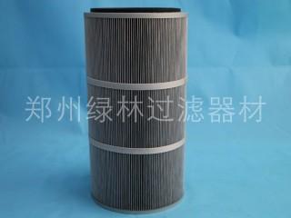防静电滤材滤筒